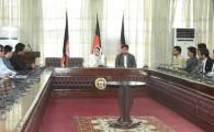 بازدید دانشجویان حقوق از پارلمان کشور