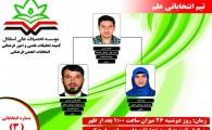 فراخوان علمی فرهنگی دانشجوئی- تیم انتخاباتی علم
